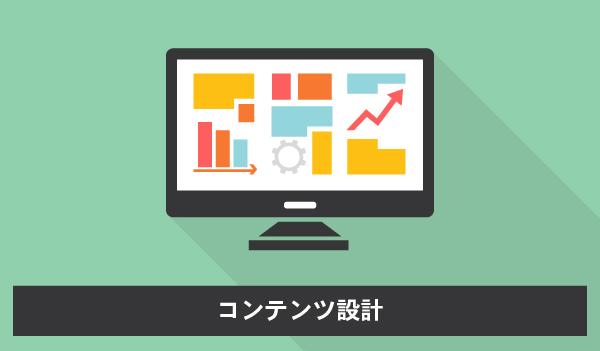 コンテンツ設計のイメージ