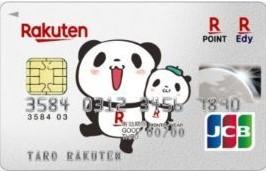 楽天カード お買い物パンダ