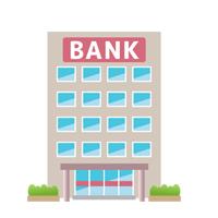 銀行やJA